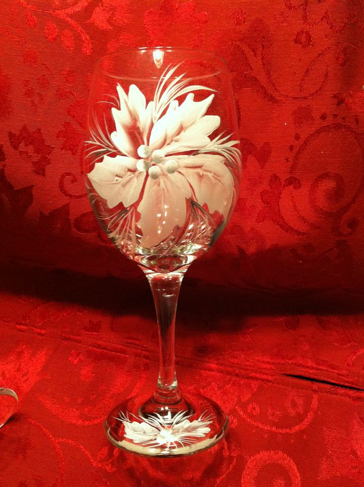 White frosted wine glass 37 best My
