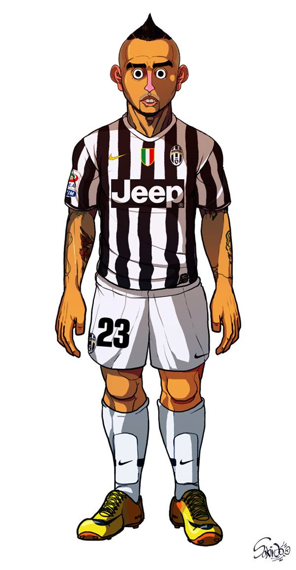 2013-14 SERIE A - updated on Behance