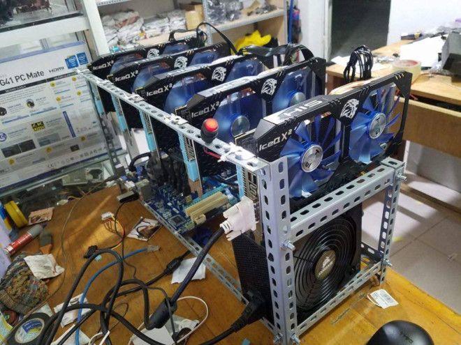 calcolatore moi Len dan per il Bitcoin Immagine piccante 1