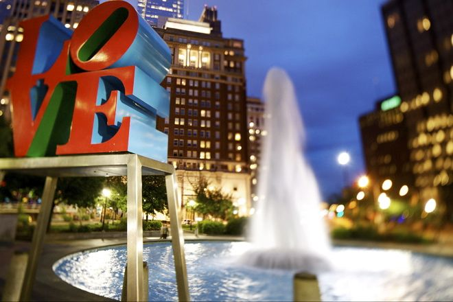 Favorite places in Philly