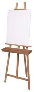 How to Make a Wooden Easel thumbnail