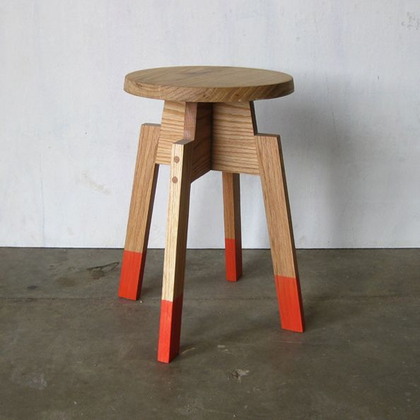 Extruded Clay Stool #tabouret. See More. Plenty Design Coop :: Small Stool