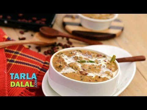 Dal Makhani Video by Tarla Dalal | Hindi Recipe Video | Indian and International Cooking Videos | Tarladalal.com