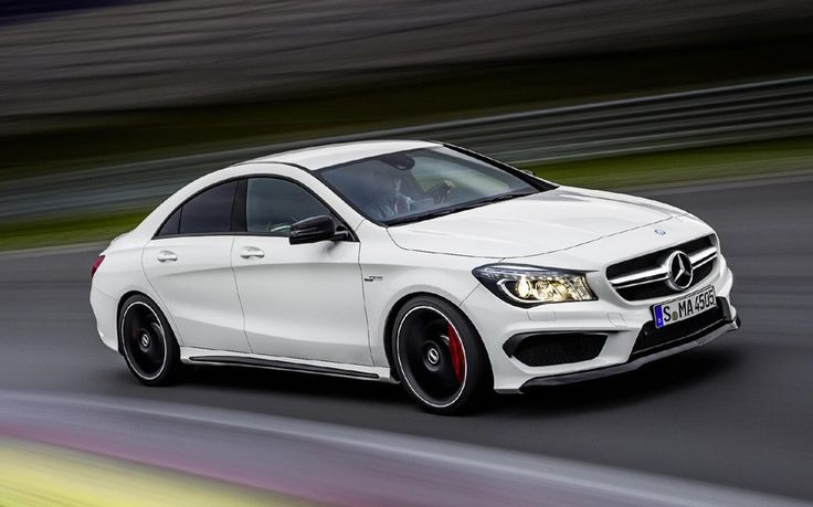Mercedes-Benz A/CLA45 AMG What we said: 'A seven-speed dual clutch transmission and four-wheel drive are standard. The four-wheel drive system sends power to the front wheels in everyday driving, but can direct up to 50 per cent to the rear wheels if necessary'