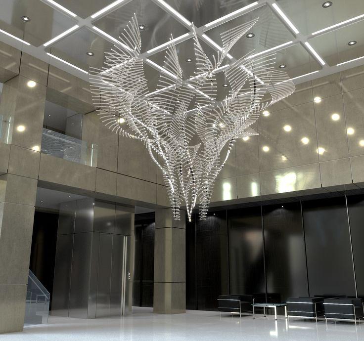 DNA - lighting construction by FILIP HOUDEK 2011-2015 www.filiphoudek.com www.hgatelier.com