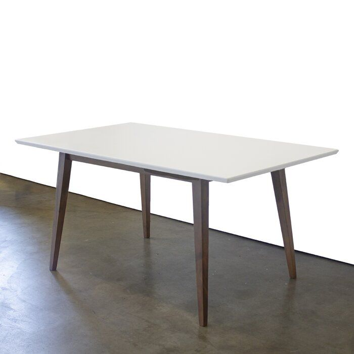 Lewin Solid Wood Dining Table Solid Wood Dining Table Wood