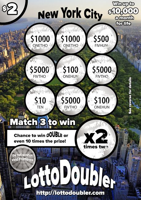 Lotto Doubler instant lottery | Suddenly.. New York City prototype scratch ticket AFTER SCRATCH - FULL SIZE  http://lottodoubler.com http://google.com/+Lottodoubler   #suddenly   #millionaire   #lottodoubler   #lotto   #lottery   #instantlottery   #newyork   #newyorkcity   #manhattan   #NY   #NYC