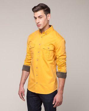 Work Shirt // Long Sleeve (S)