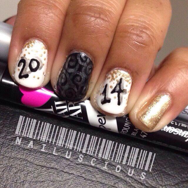240 best my nail art images on pinterest nail art ps and nailart nye nail art 2014 prinsesfo Images