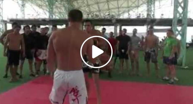 A 1ª Aula Prática De Muay Thai Que Não Correu Nada Bem