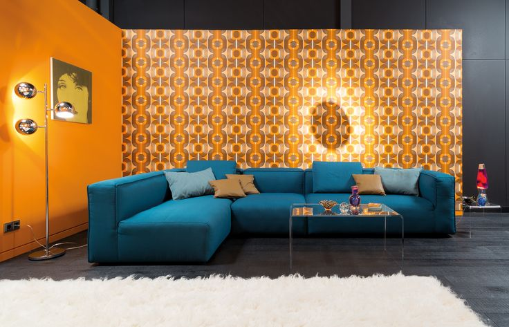 Freistil 175 Sectional and Free Standing Sofas