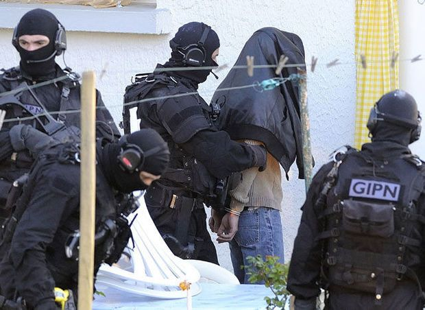 La Belgique échappe à des attentats djihadistes