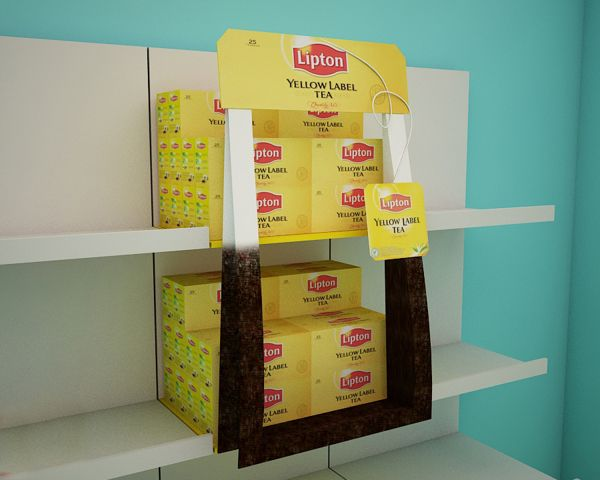Lipton Talker on Behance