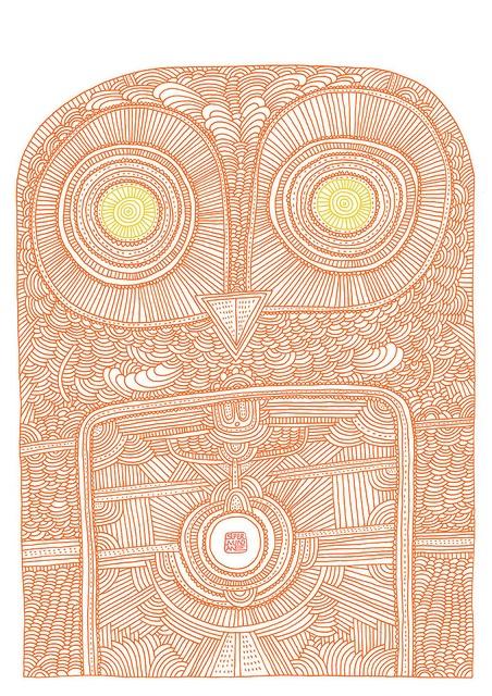 """supermundane"" owl"