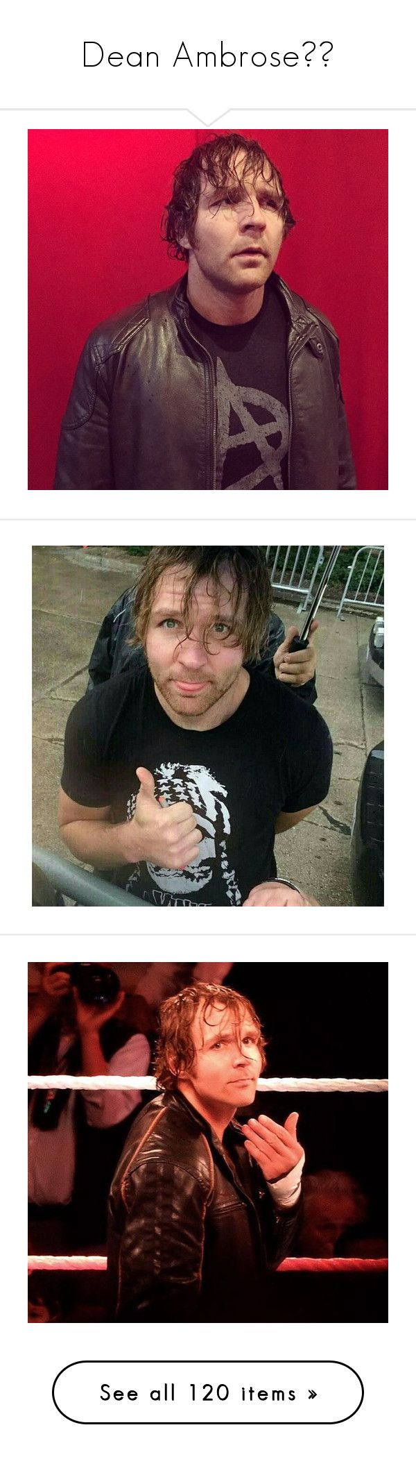 """""""Dean Ambrose❤"""" by spiderxmanx39 ❤ liked on Polyvore featuring dean ambrose, home, home decor, wwe, tops, shirts, crop tops, burgundy crop top, high neck sleeveless top and sleeveless turtleneck"""