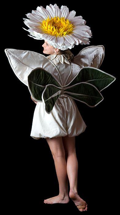 поздравление в костюме цветка никогда задумывались