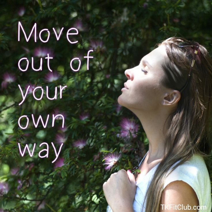 Declare that today you will move out of your own way. In exchange for love. No more nonsense. #Love Click below for full post