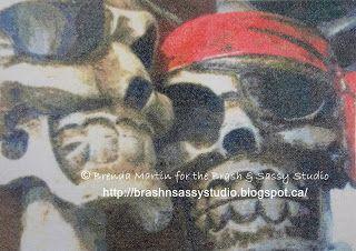 the Brash and Sassy Studio: AA~04 ... BYGONE BUCCANEERS