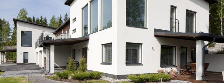 Kivitalot | TaloTalo | Rakentaminen | Remontointi | Sisustaminen | Suunnittelu | Saneeraus #kivitalo #arkkitehtuuri #stonehouse #architecture #talotalo