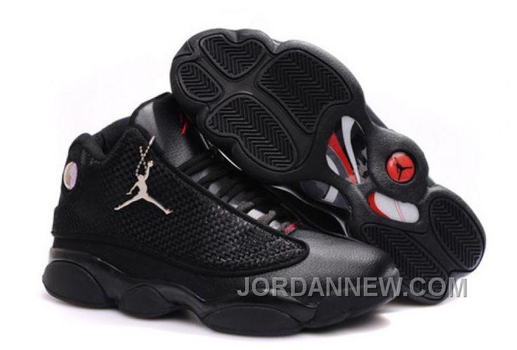 http://www.jordannew.com/mens-nike-air-jordan-13-shoes-all-black-top-deals-eyc2xa.html MEN'S NIKE AIR JORDAN 13 SHOES ALL BLACK TOP DEALS EYC2XA Only 89.47€ , Free Shipping!