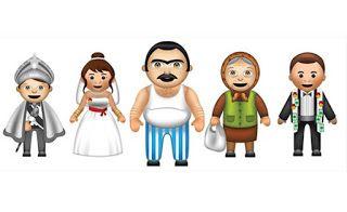 Türklere özel yapım emoji klavye   İnternet