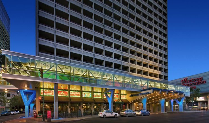 Delta Hotel Winnipeg is a prime location for access to all that downtown has to offer