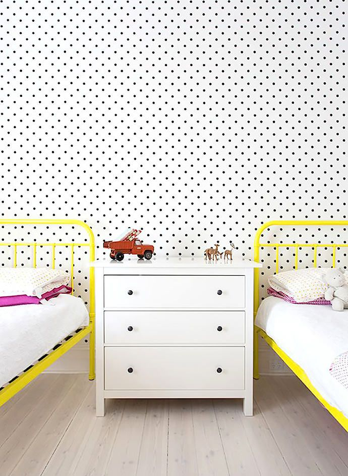 Dot Kids Room | Handmade Charlotte