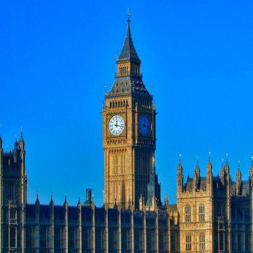 画像素材512x512:ロンドン | 169〜172 | wasaweb.net | ウェストミンスター宮殿時計塔