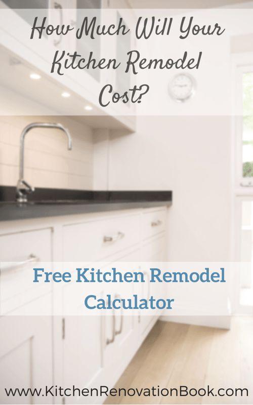 kitchen renovation calculator