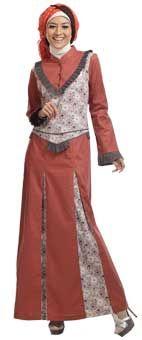 Kaftan Dress yang Cantik Dari Maroko