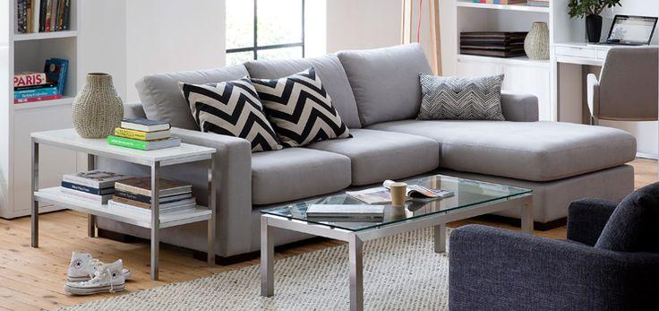 Three sofa styling tips | Freedom Furniture