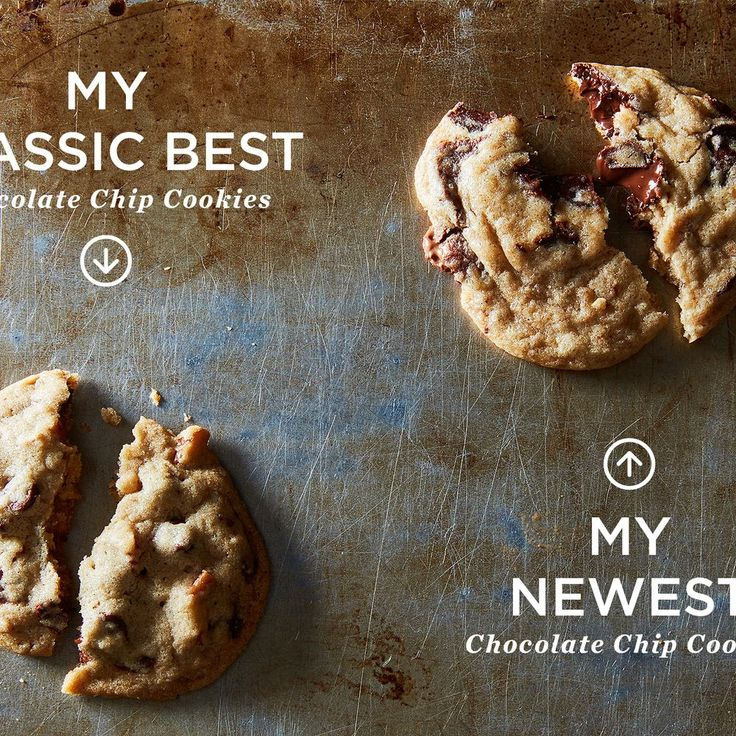 After 20 Years, The Queen of Cookies Has a New Favorite Recipe on Food52