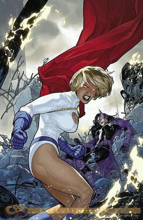 Women dc comics comics cleavage superheroes power girl