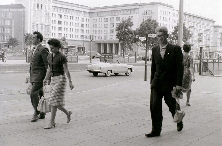 Stalinallee 1960