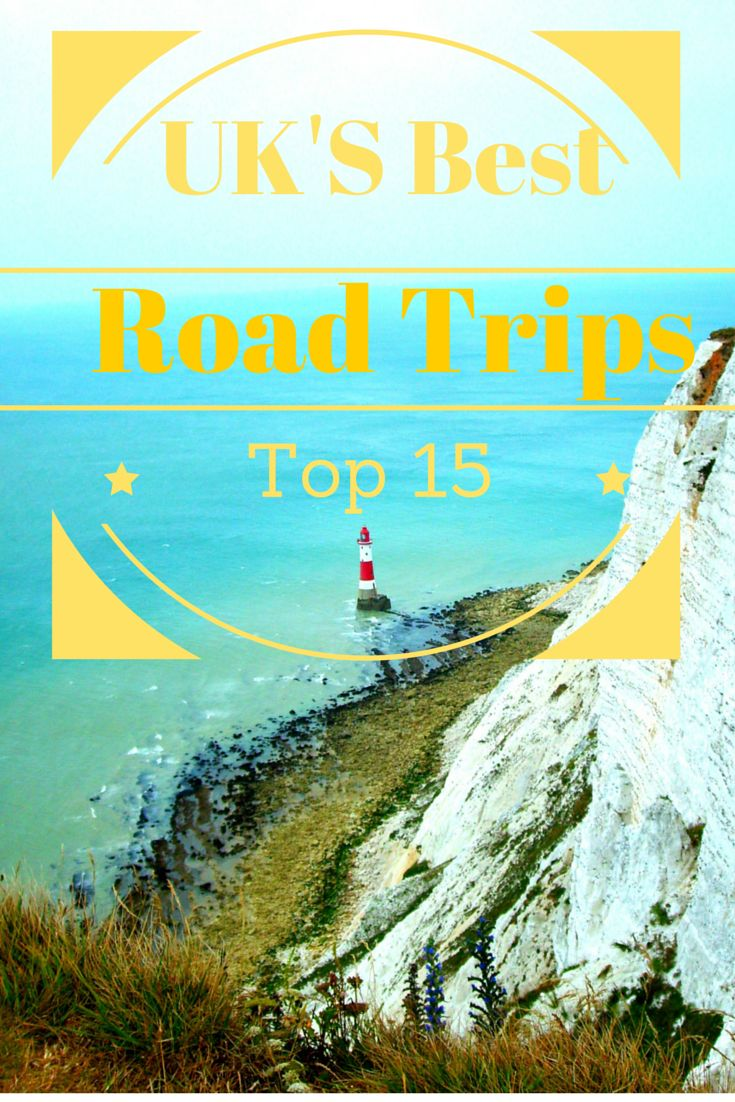 On the blog: Travel the Top 15 Best Road Trips in England and Wales