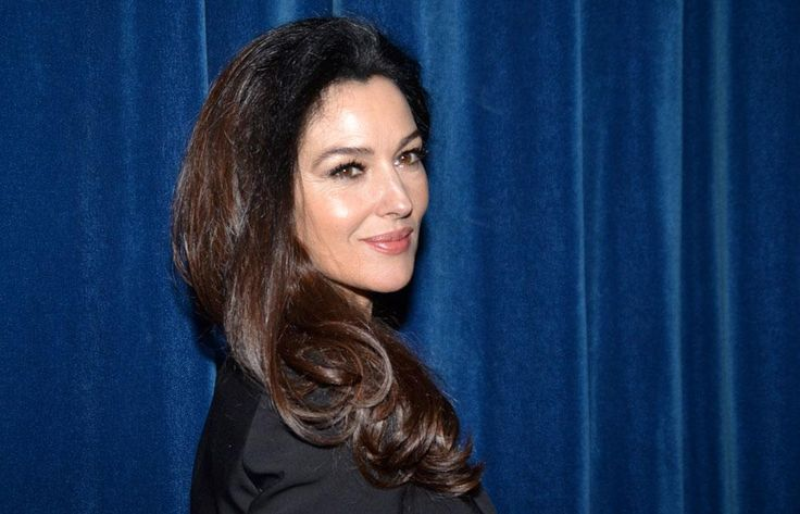 PHOTOS: At Age 50, Monica Bellucci Becomes the Newest Bond Girl