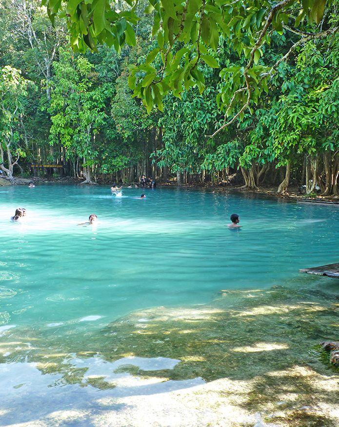 {Thaïlande} Krabi and ses environs