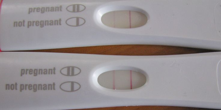 False Positive Pregnancy Test Before and During Your Period