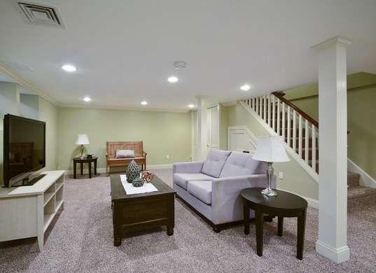 Average Cost Basement Remodel Set Property Interesting Design Decoration