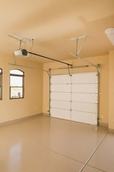 On our to-do list: Finish the garage