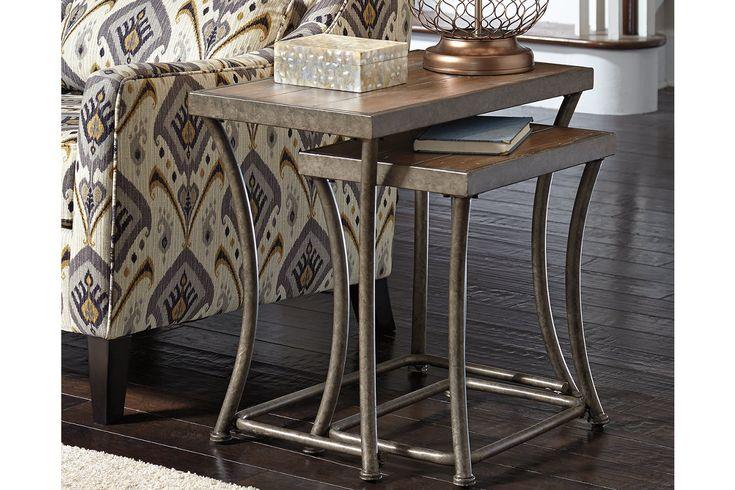 Nartina End Table (Set of 2) | Ashley Furniture HomeStore