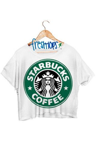 Bucks Crop Shirt - Fresh-tops.com