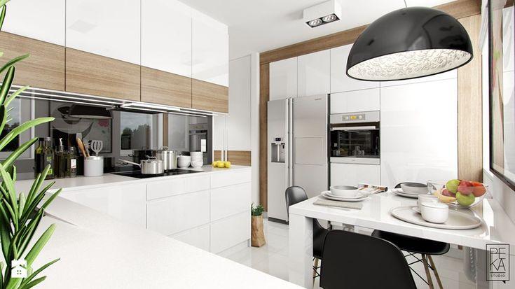 JASNE MIESZKANIE - Kuchnia, styl nowoczesny - zdjęcie od PEKA STUDIO