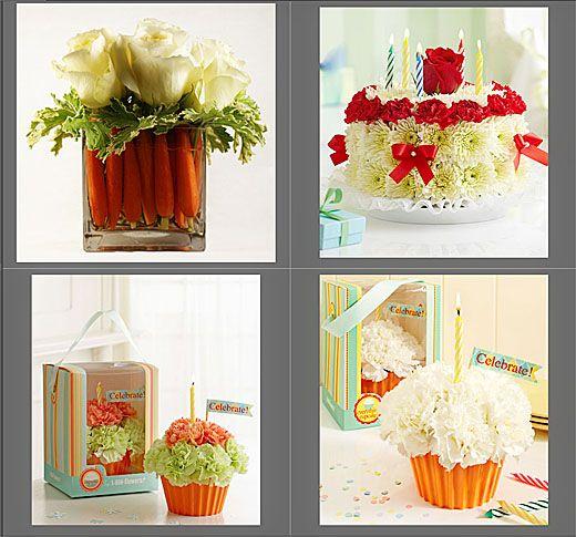 make cake flowers out of fondan