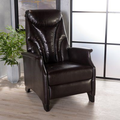 Best Selling Home Decor Furniture LLC Johnson Leather Recliner Espresso - 298402 & Best 25+ Leather recliner ideas on Pinterest | Recliners Leather ... islam-shia.org