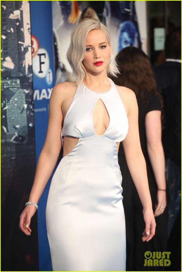 Jennifer Lawrence Steps Out for 'X-Men: Apocalypse' Fan ...