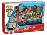Quebra-Cabeça Toy Story 3 150 Peças - Grow
