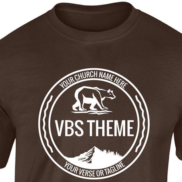 VBS Custom T-Shirt - Camp VBS