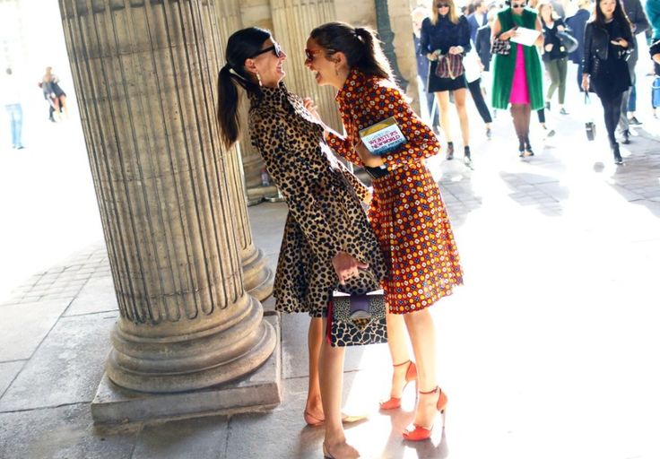 The 10 Best Street Style Photos of Paris Fashion Week – Vogue