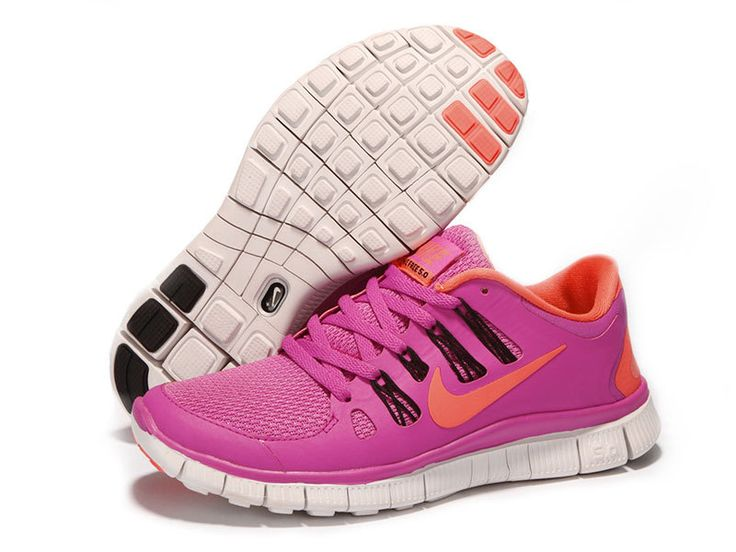 Buy Nike Free Mens 3.0 Womens V5 Pink Foil/Summit White/Raspberry Red Running Shoes OutletComfortabl